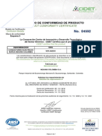 CERTIFICADO CIDET 4X2AWG04592_6