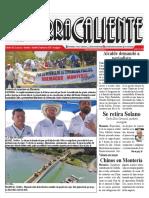 Periódico Tierra Caliente Edición 201