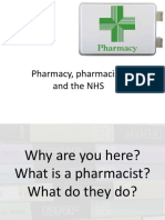 Pharmacy Pharmacists
