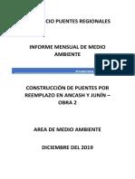 Informe Mensual - Diciembre 2019