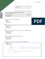 Modelltest (2) A2-B1 Lesen Deutsch