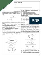 LISTA DE EXERCÍCIOS - Isomeria óptica - PDF
