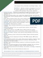 URNISA - Productos de polimeros, juntas y planchas