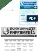 Revista Mexicana de Enfermeria