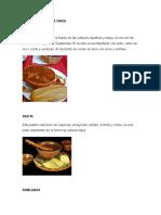 GASTRONOMIA XINCA EN GUATEMALA