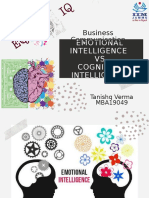 Emotional Intelligence Vs cognitive intelligence.pptx