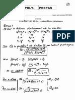 correction chimie TD 4