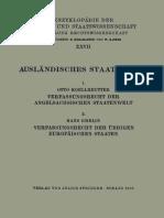 (Enzyklopädie der Rechts- und Staatswissenschaft 27) Dr. Hans Gmelin, Dr. Otto Koellreutter (auth.) - Ausländisches Staatsrecht_ 1. Verfassungsrecht der Angelsächsischen Staatenwelt-Springer-Verlag Be.pdf