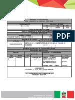 REPORTE DE ACTIVIDADES 2020 REGIDOR SABINO