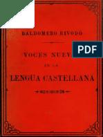 Baldomero Rivodó - Voces Nuevas en la Lengua Castellana.pdf