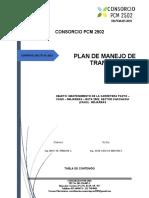 PLAN DE MANEJO DEL TRANSITO