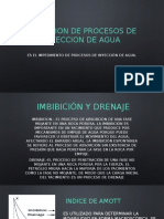 INHIBICION DE PROCESOS DE INYECCION DE AGUA