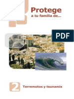 2013 Protege a Tu Familia de... Terremotos y Tsunamis