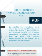 ESTUDIO DE TRÁNSITO