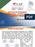 2 - Semana 2 - Grupos Procesos - Integración-Interesados-Alcance-Tiempo.pdf