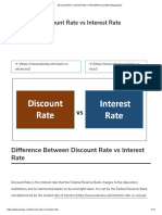 Discount Rate vs Interest Rate _ 7 Best Difference (with infographics).pdf