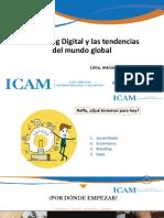 Workshop 2 - Marketing digital y las tendencias del mundo global