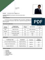 Sravan Digital Marketing resume - .docx