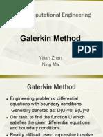 Galerkin Method