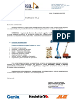 INGSERGEL - CARTA DE PRESENTACION CN012