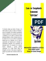 Portada Kerigma Libro 2009