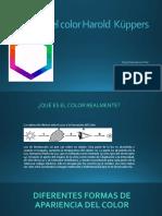 Teoría del color Harold kueppers