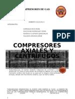 Compresores de Gas