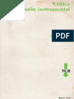 Horkheimer - Medios_y_Fines_(Critica de la razn instrumental).pdf