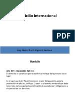 Domicilio-Internacional