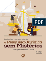 Denise Pires Fincato et al - A Pesquisa Jurídica Sem Mistérios