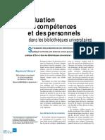 35984 l Evaluation Des Competences Et Des Personnels
