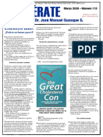 Newsletter Marzo Dr. Guasque