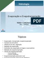 evapotranspiracao
