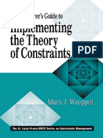 Manufacturers Guide to Implementing the Theory of Constraints (The CRC Press Series on Constraints Management) by Mark Woeppel (z-lib.org)