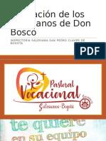 Formación de los Salesianos de Don Bosco.pptx
