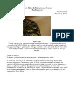 Manual abanicos