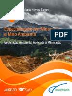 Legislacao Ambiental Aplicada a Mineração_Juliana