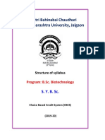 biotechnology SYBsc 1