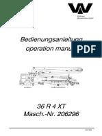 operation manual general