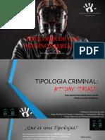 Tipologia de Asesinos Seriales - Brian Escobar Baltazar