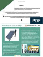Termotanque Solar sistema heat pipe (para temperaturas inferiores a -5ºC AHORRA 80% del consumo.pdf
