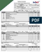FORM 10 - Sample