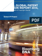 Annual Global Patent Litigation Report 2014