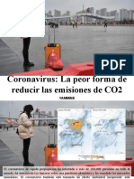 Yammine - Coronavirus, La Peor Forma de Reducir Las Emisiones de CO2