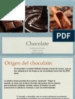 chocolate PDF