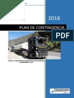 PLAN DE CONTINGENCIAS OPERACIÓN