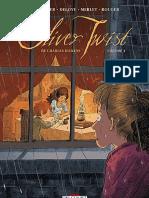 Oliver Twist BD -Tome 4 sur 5