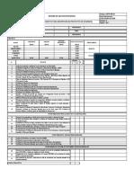 formato requisitos proyectos de inversin