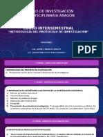 CURSO INTERSEMESTRAL DE PROTOCOLO DE TESIS 1 DE 3