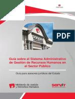 Guía sobre el Sistema Administrativo-Se